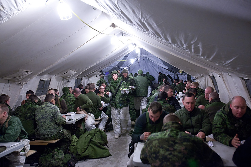 Canadian ...  sc 1 st  Ryan Jackson Photography & Arctic Ram military exercise in Yellowknife | Ryan Jackson Photography