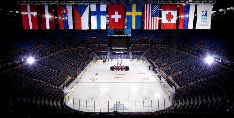 Gigapans Of The World Junior Hockey Championship Games Ryan