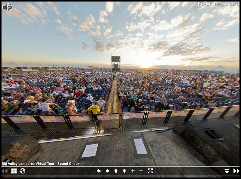 Big Valley Jamboree 360 Virtual Tour