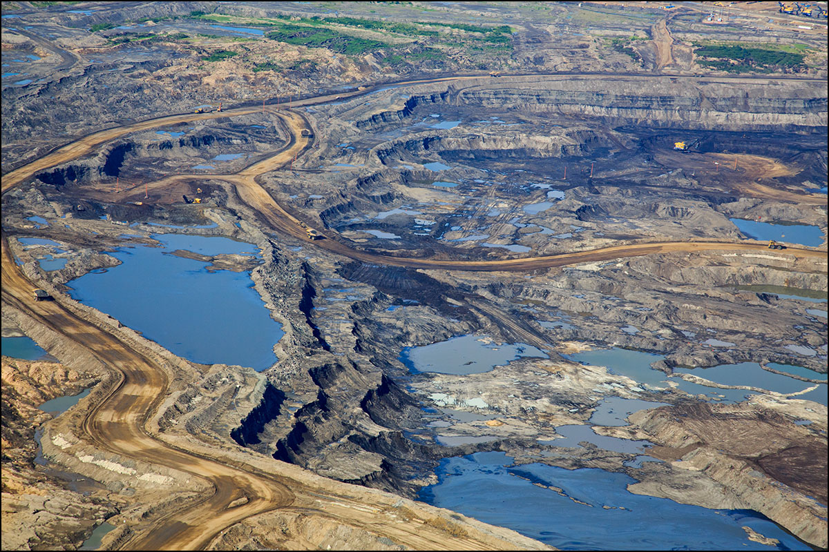 The Oilsands Project | Ryan Jackson Photography